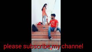 loving ll and bhojpuri song ll dance ll by aman gkp ll