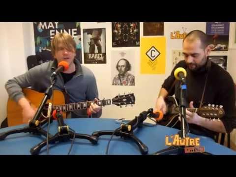 The Dennis Hopper's - Norwegian Wood (The Beatles Cover) - Live@ L'Autre Radio
