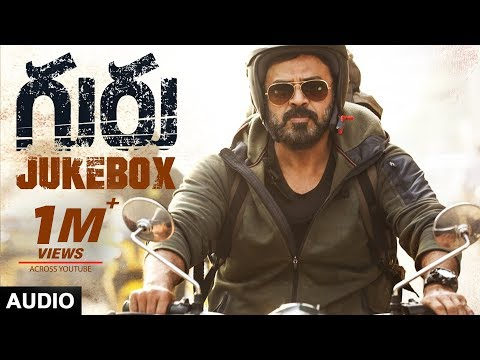 Guru Jukebox  Telugu Movie Songs  Venkatesh, Ritika Singh  Santhosh Narayanan