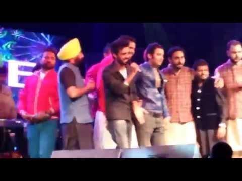 HAPPY RAIKOTI NEW SONG LIVE 2015 - Laden - Punjabi Hits - 동영상