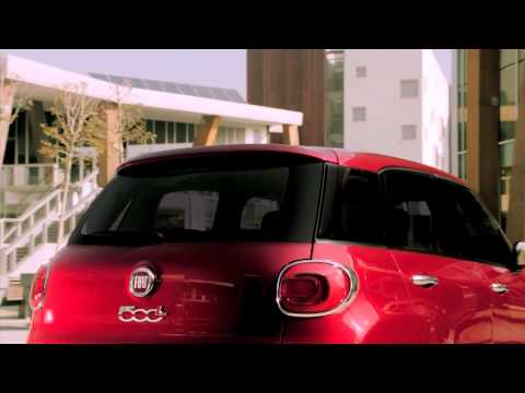 Spot Fiat500L - Exclusive Video