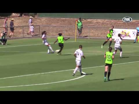 W-League Round 14: Canberra United vs. Melbourne Victory