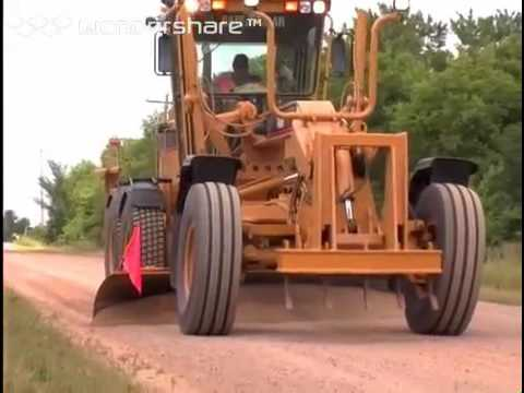 Gravel Road maintenance