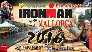IronMan Mallorca 2016
