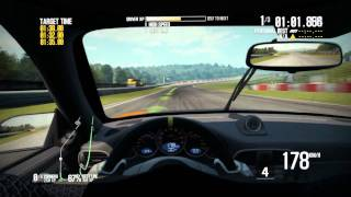Need For Speed Shift 2 Unleashed Gameplay (max settings, 1920x1080, AA High) - Diamond 5870