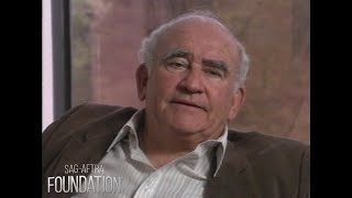 Conversations with Ed Asner
