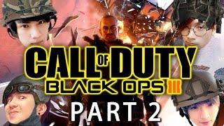 Call of Duty : Black Ops III《決勝時刻:黑色行動3》Part 2 : 誰死最多次?