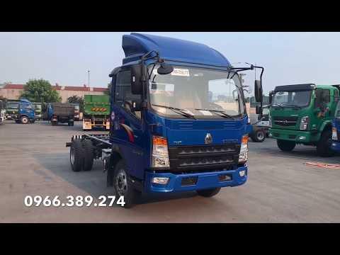 Thanh lý xe tải howo 6 tấn hỗ trợ vay 75% góp 0% lãi suất  xe tải tmt 6 tấn    xe tải isuzu 6 tấn