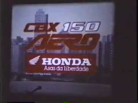 The 1988 Latin America Honda Motorcycle Convention