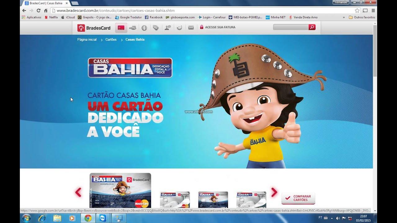 Bradescard Casas Bahia Desrespeito Ao Consumidor Youtube