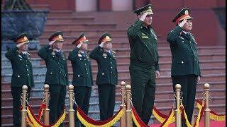 Bộ trưởng quốc phòng Nga đến Việt Nam