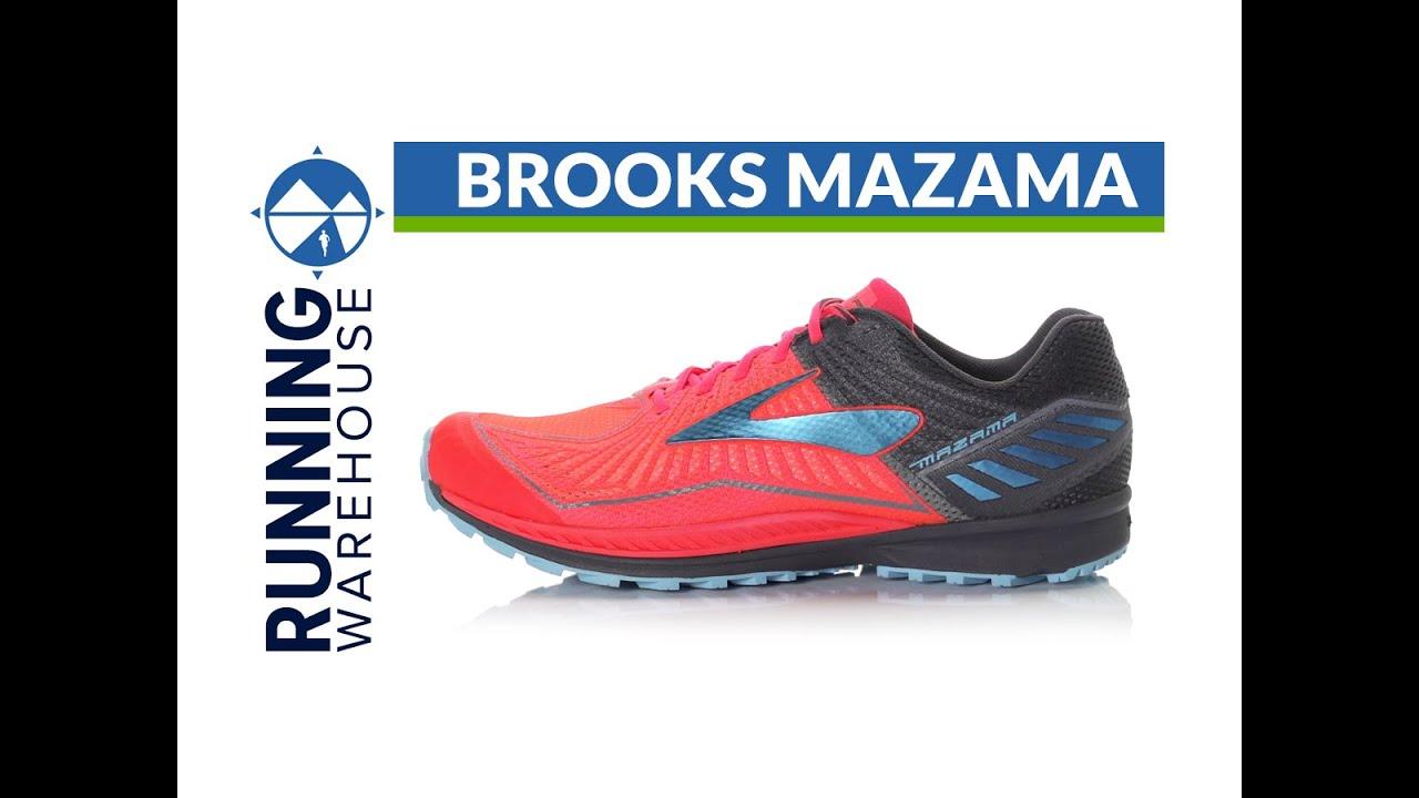 efa2d4c18f8 Brooks Mazama for Women - YouTube