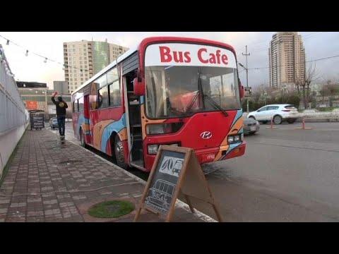 شاهد: الأزمة تلد الهمة.. حافلة تتحول إلى مقهى في العراق بعزيمة شباب يفتش عن رزقه…  - نشر قبل 2 ساعة