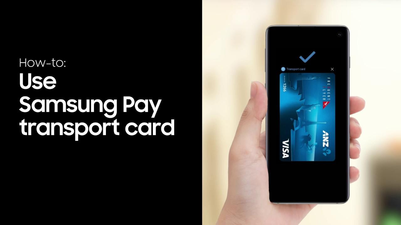 Samsung Pay | Samsung Australia | Samsung Australia