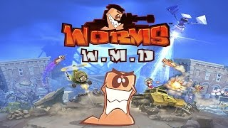 Worms WMD - Environmental Trailer