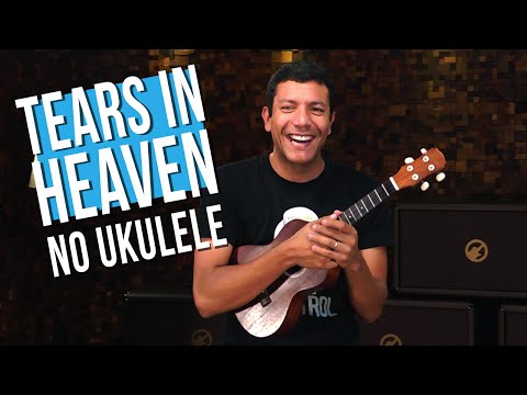 Tears In Heaven by Eric Clapton - Ukulele Lesson