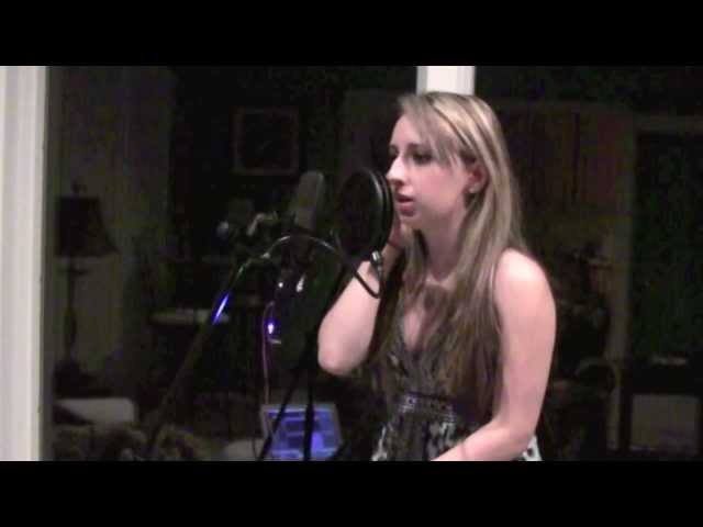 Tied Together With A Smile Taylor Swift Cover by Briana Layfield Music