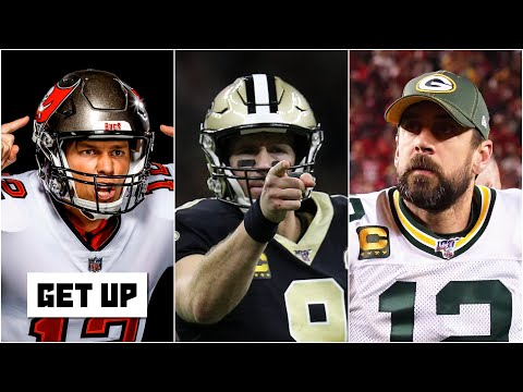 Brady, Rodgers, Brees or Roethlisberger: Who's most likely to win another Super Bowl?   Get Up