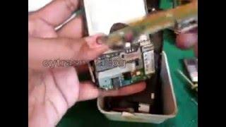 Cross A5A Touchscreen Replacement
