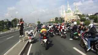 MRO Motorcycle Protest Ride Video 008