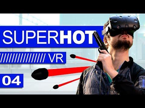 LUTA NO AVIÃO! - SUPER HOT VR (Ep. 04)