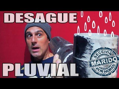 7 desague pluvial como instalarlo youtube for Como desatascar un desague