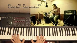 Baixar Duet Fantasia Bulan Madu - Nazarenka featuring Mizan Ishak