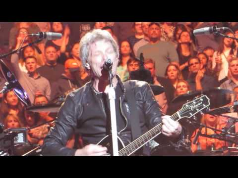 "Bon Jovi ""Who Says You Can't Go Home"" Live @ Madison Square Garden"