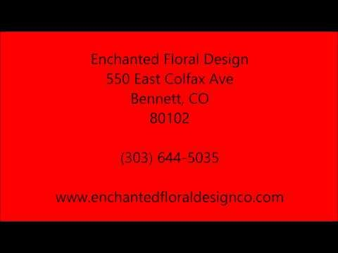 Full Service Florist in Byers, CO - (303) 644-5035 - Enchanted Floral Design