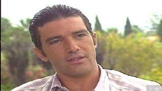 Antonio Banderas: cómo aprendió inglés