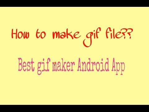 Best GIF Maker App For Android