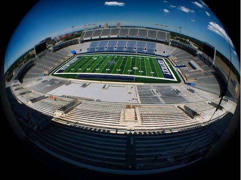 Tour the new Commonwealth Stadium
