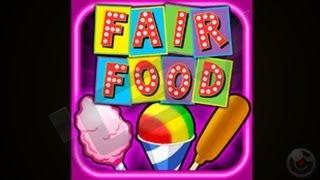 Fair Food Maker - 8 Favorite carnival foods ALL IN ONE! - iPhone Gameplay Video