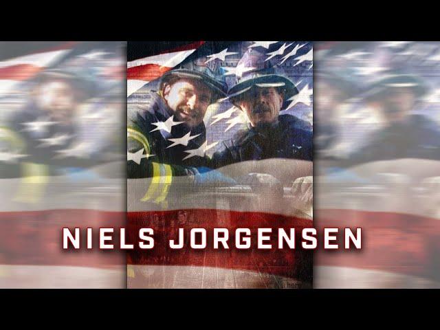 NIELS JORGENSEN: Leukemia Survivor, Retired FDNY Firefighter, Host of the 20 for 20 Podcast