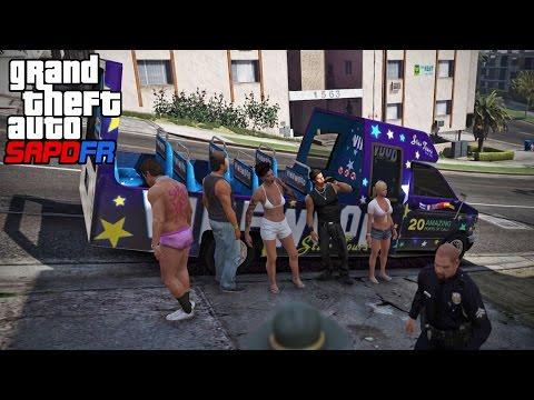 GTA SAPDFR - DOJ 119 - Party Bus Mishap (Criminal)