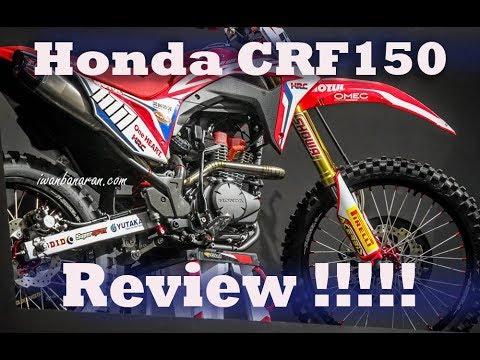 Bedah Sosok Trail 150cc Honda Crf150 Segera Meluncur Di Indonesia