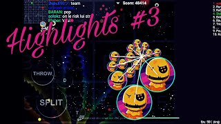 Blob.io   Heartless Clan Highlights #3
