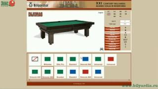 Бильярдные столы UAB Bilijardai(, 2014-10-09T21:31:04.000Z)