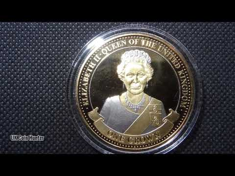 Gibraltar - 1 Crown Coin - 2017
