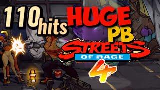 Streets of Rage 4: [PB] Floyd speedrun - Arcade Mania 57:52