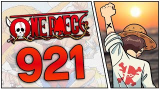ONE PIECE 921 MANGA CHAPTER LIVE REACTION | ワンピース #ThatAintShenron