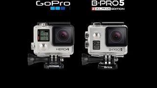 Download Video Brica B-Pro5 Alpha VS Gopro Hero4 Silver ( DAY & NIGHT Test) MP3 3GP MP4