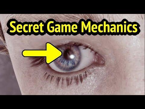 God of War: Hidden Game Mechanics (God of War 4)