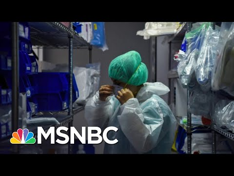 History Repeats As Trump Admin Fails To Fix PPE Shortage Crisis | Rachel Maddow | MSNBC
