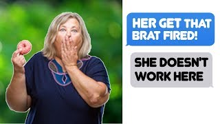 Download r/IDontWorkHereLady - LADY CAN'T FIRE ME FROM CROSSFIT CLASS I DONT WORK AT Mp3 and Videos