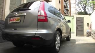 VIDEO CRV 2008(Honda CRV EXL top de linha, ano 2008 4 pneus novos, única dona! Carro super novo! WhatsApp 11 9 9301-8706., 2015-09-28T01:19:53.000Z)