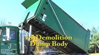 2004 Mack CV713 Quad Axle Dump Truck