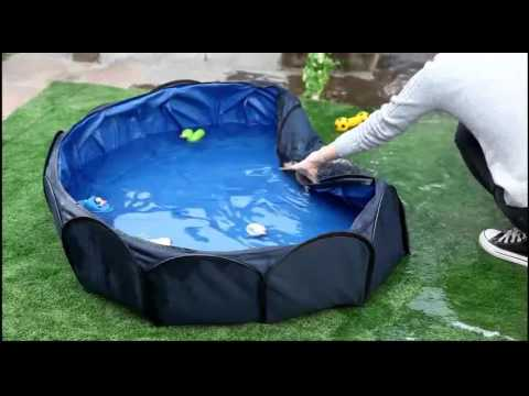 "Petsfit 41"" Foldable and portable Pet Swimming Pool,Ball Pit For Baby Or Puppy"