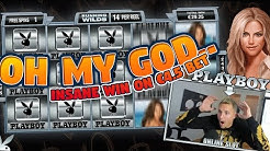 Playboy BIG WIN - Slots - Casino games (Online slots) from LIVE stream