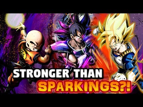 CAN THESE 3 NEW HEROES BEAT THE SPARKING META IN PVP?!   Dragon Ball Legends